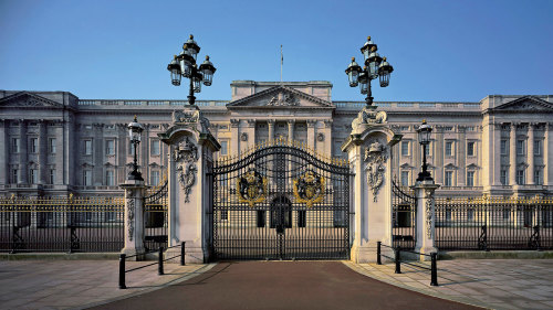 Buckingham Palace Tour with Afternoon Tea by City Wonders