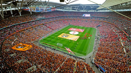 FA Cup Final 2015: Arsenal FC vs Aston Villa FC