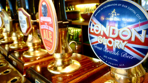 Famous & Historic Pubs of London Walking Tour
