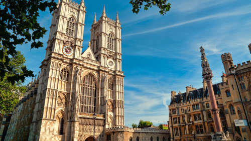 Westminster Abbey Admission