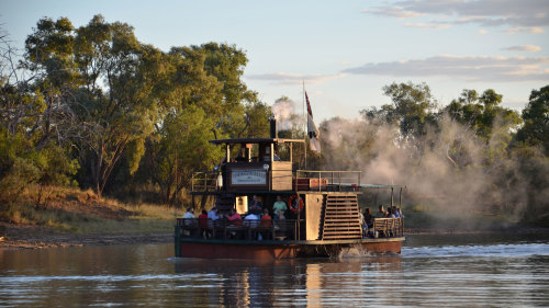 Thomson River Dinner Cruise by Kinnon & Co