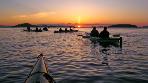 5-Day Bike & Kayak Camping Adventure in the San Juan Islands