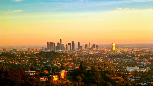 Hollywood Hills Sunset Hike by Bikes and Hikes LA