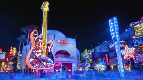 Hard Rock Cafe at Universal CityWalk with Priority Seating