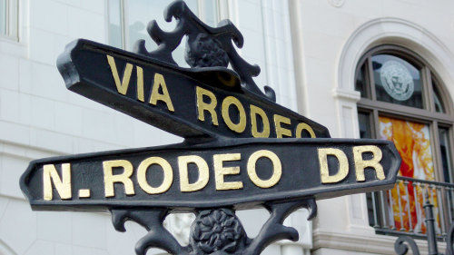 Homes of the Stars & Rodeo Drive Shopping Tour by Starline Tours