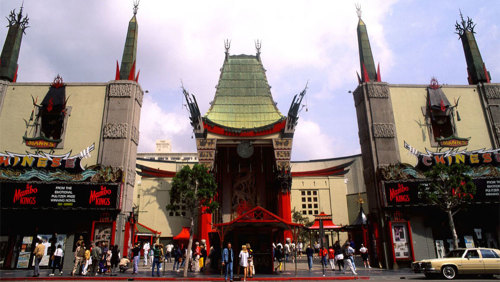 Full-Day Hollywood Highlights & Beaches Tour by Lux Bus America