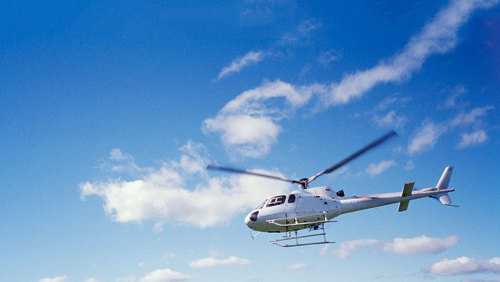 Sky's the Limit Helicopter Sightseeing Tour by Celebrity Helicopters