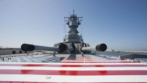 USS Iowa Museum Admission by Pacific Battleship Center