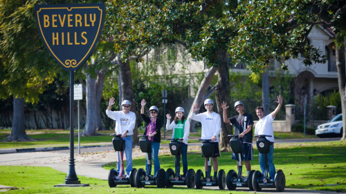 Wilshire Boulevard Segway Tour by Another Side Tours