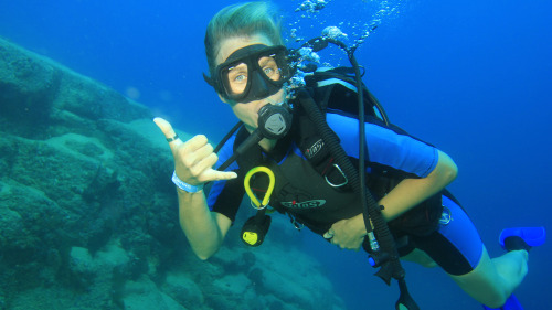 Beginner-Friendly Scuba Session