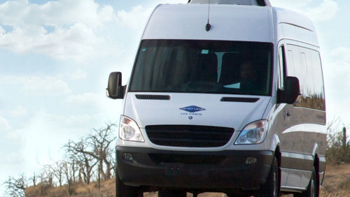 Shared Shuttle: Los Cabos Airport (SJD)