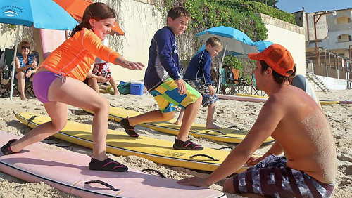 Costa Azul Surfing Lessons