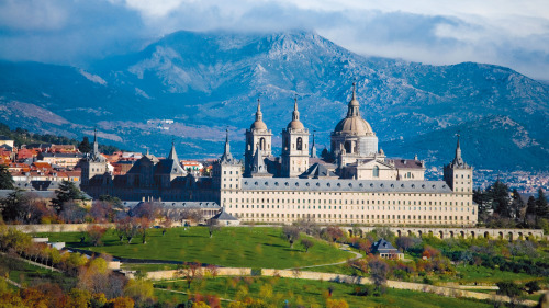 Escorial & Valley of the Fallen Half-Day Excursion