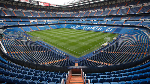 Bernabeu Stadium Tour Ticket