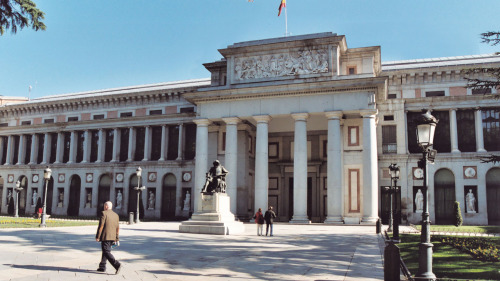 City Tour of Madrid & Prado Museum