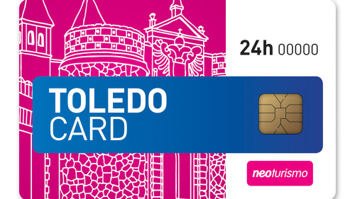 Toledo Card with High-Speed Train from Madrid