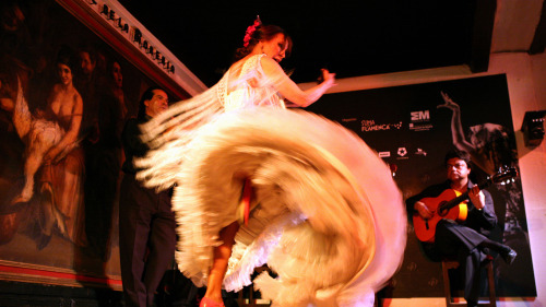 Flamenco Show at Corral de la Moreria