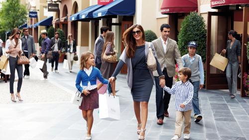 Chic Outlet Shopping® Experience at Las Rozas Village