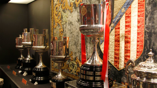 Museum Atletico Madrid & Pablo Ornaque Collection