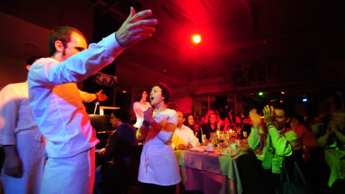 Live Opera Performance & Dinner at La Castafiore