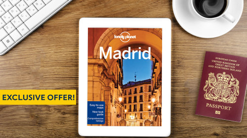 Get a Lonely Planet Madrid city guide eBook with all Madrid 'Things to Do'