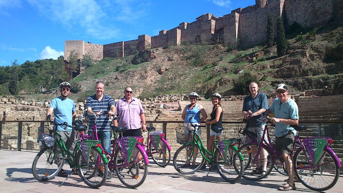 Historic City Center Bike Tour