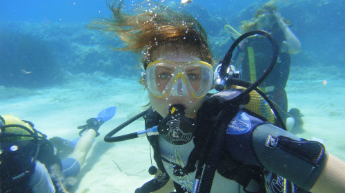 Discovering Scuba Diving in Palma Bay