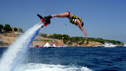 Flyboarding Experience on Palma Beach
