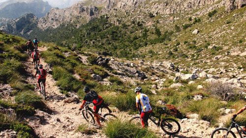 Mountain Biking & Trekking Adventure in Sa Carrossa by Tour Advisor