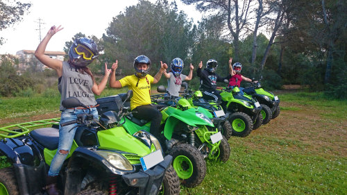 Off-Road Quad Bike Tour of South Mallorca by TourAdvisor
