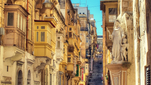 Valletta Half-Day City Tour