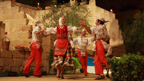 Maltese Folklore Evening with Dinner & Drinks