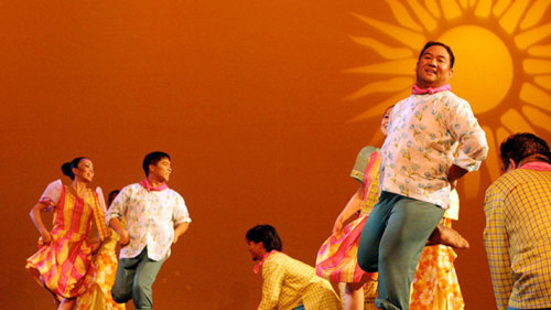Filipino Cultural Dance Show & Dinner by Baron Travel