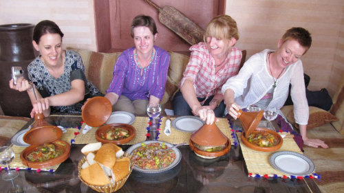 Small-Group Tagine Cooking Class by Urban Adventures