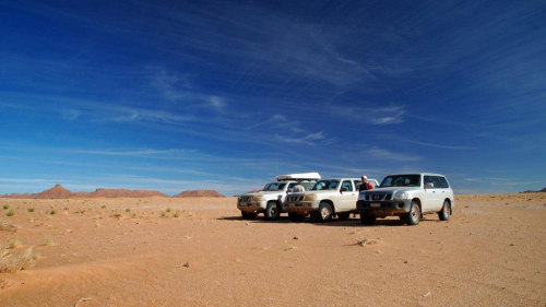 Berber Trails Full-Day Safari with Lunch