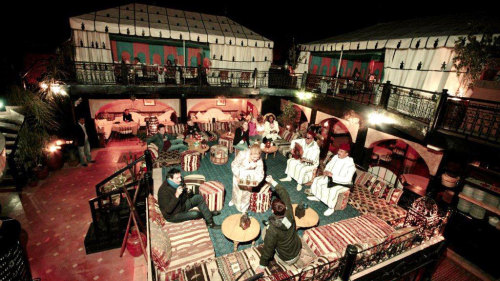 Moroccan Dinner & Show in a Riad