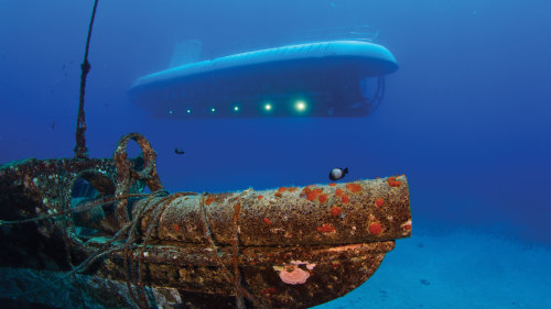 Atlantis Submarine: Underwater Adventure