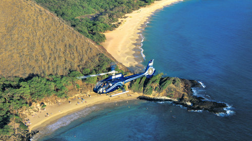 Blue Hawaiian Helicopters: Best of Maui Helicopter Tour