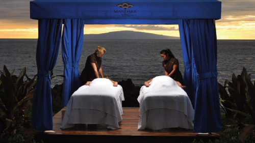 Treatments at Wailea Marriott Mandara Spa