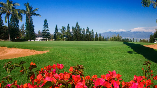 Golf at Pukalani Country Club