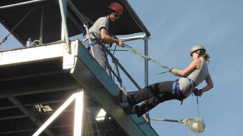 Abseiling & Obstacle Course by Kaykaze Adventure Experience