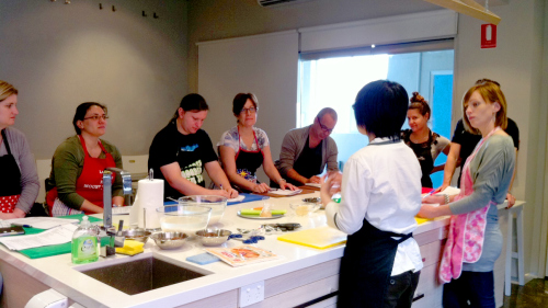Dim Sum & Yum Cha Cooking Class by The Living Cuisine