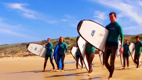 2-Day Surfing Lesson & Great Ocean Road Sightseeing Tour