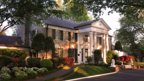 Graceland: The Home of Elvis Presley