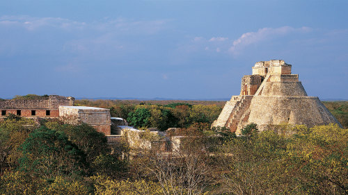 Uxmal & Kabah Archaeological Tour