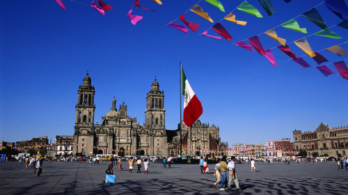 Half-Day Mexico City & Anthropology Museum Tour by Gray Line Mexico City