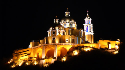 Puebla and Cholula Tour by Gray Line Mexico City
