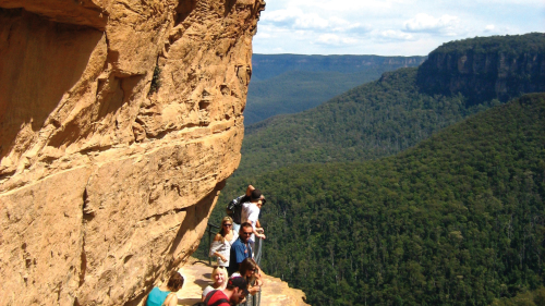 Blue Mountains Eco Tour by Colourful Trips