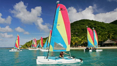 Hobie Wave Rental