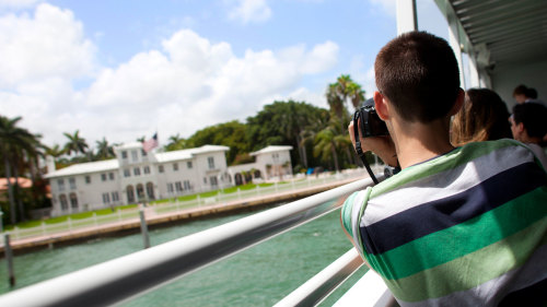 Miami Sightseeing & Boat Combo Tour
